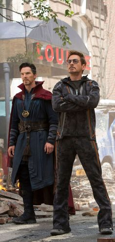 Tony Stark Doctor Strange Wong And Bruce Banner In Avengers Infinity War Wallpapers | hdqwalls.com