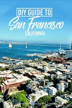 DIY Travel Guide to San Francisco, California From world-famous landmarks like the Golden Gate Bridge and Powell Street cable cars to world-class cuisines, San Francisco has so much to offer, for tourists and locals alike.