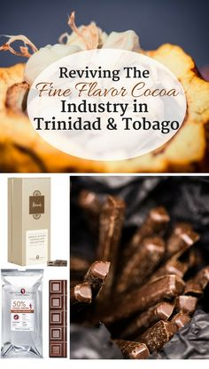 Caribbean fine flavor cocoa is in high demand by the world's elite chocolatiers but it only accounts for 5% of the world production. Find out how the Trinidad & Tobago Fine Cocoa Company is working to meet this demand by creating truly exceptional chocolate products while at the same time working with farmers to increase cocoa production in Trinidad & Tobago.  #CCTrinidad #ccCaribExport