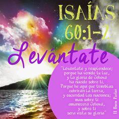 YO SOY EL BUEN PASTOR: Isaías 60:1-2