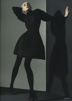 Snejana Onopka ph Mario Sorrenti for HUGO by Hugo Boss F/W 2008 Campaign