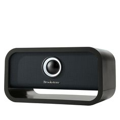 Brookstone Big Blue Studio Wireless Wi-Fi Speaker with Chromecast
