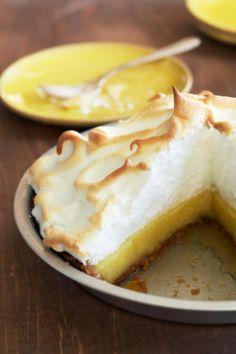 Classic Lemon Meringue Pie recipe: Lemon Meringue Pie