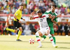 Ashkan Dejagah Photos: Iran v Iraq