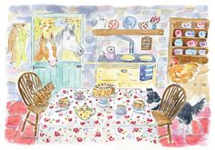 Janine Drayson   Time For Tea