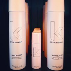 We now have mini Body Builder's! Perfect for your summer travels! :) #curlyhair #ambushedsalon #embraceyourcurls #kevinmurphy