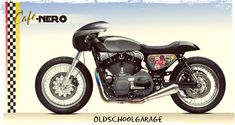 #harley davidson#sportster#cafe racer#special motorcycles project#custom#old school#