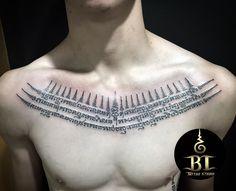 Kali Tattoo, Khmer Tattoo, Back Tattoos, Mini Tattoos, Traditional Thai Tattoo, Sak Yant Tattoo, Thailand Tattoo, Thai Art, Ancient Jewelry