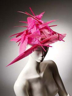 elsa schiaparelli...this hat speaks for itself.