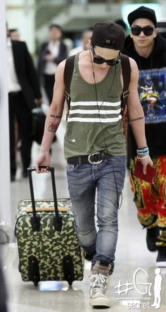 airport fashion | Tumblr ---> GD of BIG BANG