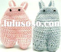 Crochet Mini Baby Shower Party Gift, Crochet Mini Bag, Baby Shower  Decoration,Baby Shower Favors, We