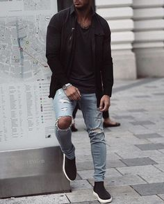Dope or Nope? Follow @mensfashion_guide for more! By @philippegazarstyle #mensfashion_guide #mensguides