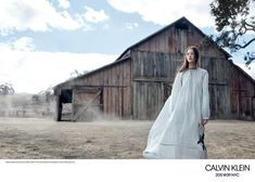 Calvin Klein 205W39NYC Spring 2018 Ad Campaign - The Impression