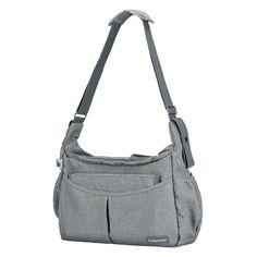 Sac à langer Urban Bag gris