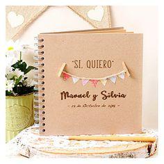 Ideas para bodas al aire libre Wedding Book, Wedding Sets, Wedding Day, Wedding Crafts, Wedding Decorations, Photo Maker, Rustic Chic, Photo Book, Cardmaking