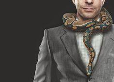 Φίδια με κουστούμι!
