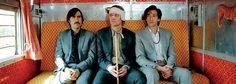 The Darjeeling Limited. Year: 2007. Director: Wes Anderson. Cast: Owen Wilson, Adrien Brody, Jason Schwartzman.