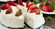 Beeil' dich lieber, von diesem Kuchen bleibt NIE etwas übrig!