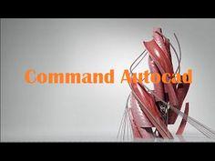 Basic Command Auto cad ( Part 1) Arc, Block, Circle, Distance, Divide, E...