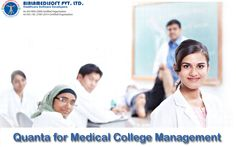 Birlamedisoft providing you software for Medical College Management System. For more visit http://www.birlamedisoft.com/