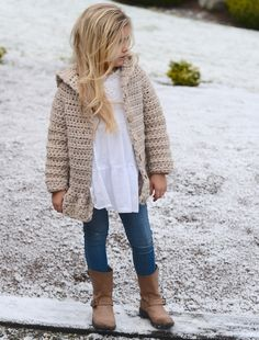 Ravelry: Veilynn Sweater by Heidi May