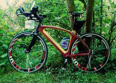Renovo Hardwood Bikes