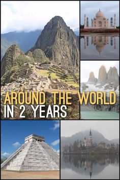 What's it really like to travel around the world in nearly 2 years? This is the story of our journey through Asia, Europe, Africa, New Zealand and Latin America. Do you want to travel around the world? Do you think 2 years is enough time to see the world?