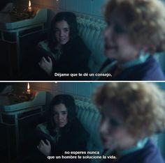Alba - Las Chicas Del Cable Netflix Quotes, Tv Quotes, Netflix Series, Series Movies, Girl Quotes, Movie Quotes, Words Quotes, Movies And Tv Shows, Tv Series