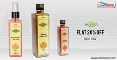 Flat 20% OFF on Vedantika Beauty Care Products Shopping from Planeteves.com. Cash on Delivery Available.