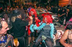Resumen Fotográfico del Entierro de La Sardina 2016