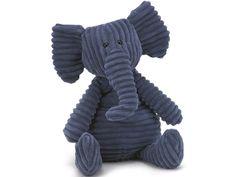 Jellycat Cordy Roy ELEFANT medium Elephant Stuffed Animal, Stuffed Animals, Plush Animals, Stuffed Toys, Jellycat, Cute Elephant, Elephant Crafts, Elephant Size, Softies