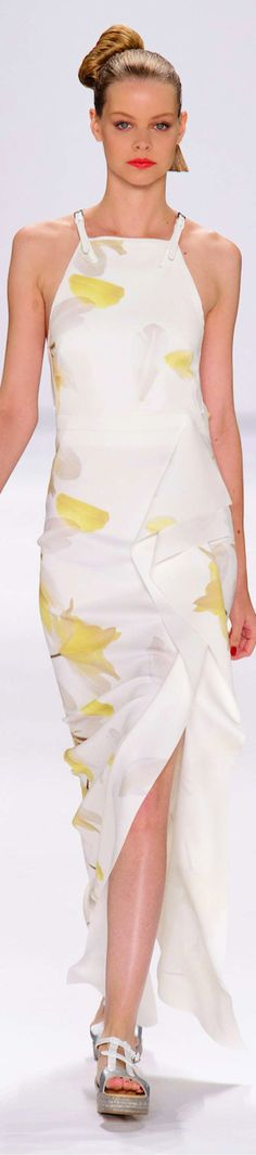 LOOKandLOVEwithLOLO: SPRING 2015 RTW.......featuring Carolina Herrera