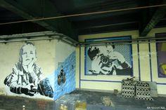 estenciles buenos aires arte urbano | stencil land and run dont walk