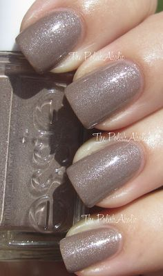 "Essie's ""Mochacino"" is the newest color to be added to my nail polish collection"