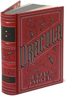 Dracula (Barnes & Noble Leatherbound Classics Series)    I don't usually go in for horror, but this is one of the most delicious thrillers I've ever read. Worth your time again and again.