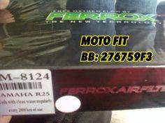 MOTO FIT Modifikasi kawasaki ninja 250 carbu ,FI ,z250 ,ER6 ,z800 ,z1000,yamaha r15,r25,new vixion: Filter Udara Ferrox Racing R25 | Filter Ferrox R25...