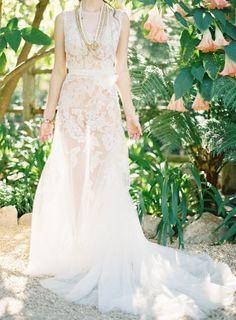 La Soie Bridal dress: http://www.stylemepretty.com/california-weddings/santa-barbara/2013/01/29/montecito-storybook-photo-shoot-from-nlc-productions-kurt-boomer/   Photography: Kurt Boomer - http://kurtboomerphoto.com/
