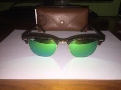 Gafas de Sol Ray Ban Clubmaster Unisex -  RB3016