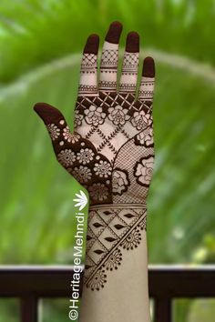 Latest Simple Mehndi Designs, Mehndi Designs For Kids, Floral Henna Designs, Latest Bridal Mehndi Designs, Full Hand Mehndi Designs, Henna Art Designs, Mehndi Designs 2018, Stylish Mehndi Designs, Mehndi Design Photos