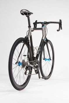 FF-421-Studio-3 Titanium Road Bike, Bicycle Race, Bike Frame, Bike Design, Road Bikes, Road Racing, Vintage Travel, Touring, Cycling