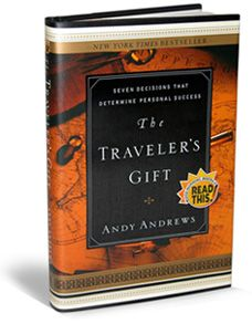 The Traveler's Gift is the stunning story of one man's search for meaning and success in life by traveling back into time and conversing with seven historic individuals.
