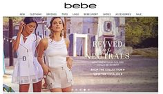Bebe S/S 15…What our Havana campaign could have been!! Can still be applied to a studio set up…