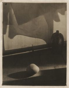 Josef Sudek. Still Life Study 1952