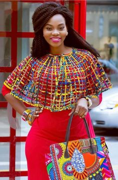 african fashion dress with accessories, African fashion, Ankara, kitenge, African women dresses, African prints, African men's fashion, Nigerian style, Ghanaian fashion, ntoma, kente styles, African fashion dresses, aso ebi styles, gele, duku, khanga, vêtements africains pour les femmes, krobo beads, xhosa fashion, agbada, west african kaftan, African wear, fashion dresses, asoebi style, african wear for men, mtindo, robes, mode africaine, moda africana, African traditional dresses