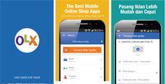review dan download aplikasi OLX indonesia situs berbelanja barang bekas terbaik indonesia