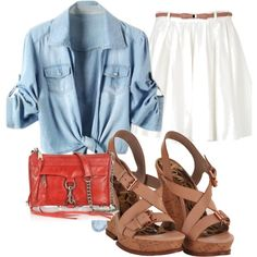 memorial day outfit, created by vtrujillo92 on Polyvore