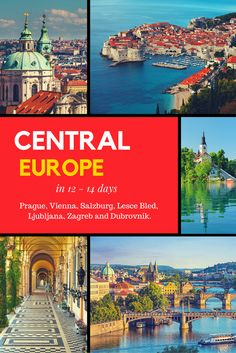 Visit Czech Republic, Austria, Slovenia and Croatia in only 2 weeks. From magical forests to crystal clear beaches; from historical richness to romantic landscapes.