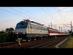 ZSSK ES499.0001 (350.001) v RETRO nátere [prejazd] - YouTube Retro, Train, Vehicles, Youtube, Strollers, Trains, Vehicle, Youtube Movies, Mid Century