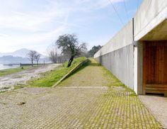 Proyecto de Recuperación Ambiental y Puesta en Valor del Entorno de la Fortaleza y Playa Fluvial de Goián / Pablo Gallego Picard