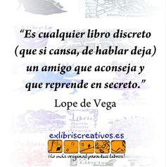 #CitadelaCaja 65 Visita nuestra web http://exlibriscreativos.es Comparte #Cultura, Regala #EXlibris !!EXLibris Creativos es la manera más original de personalizar tus #libros y #comics!!  #RegaloPersonalizado #timbres #timbresdegoma #ruberstamp #bookplates #Stamp #DiseñoGrafico #GraphicDesign #books #Leer #Leyendo #Lectura #read #reading #reader #literature #ilustración #literatura #leo #lector #letras #lee #cita #quote #LopedeVega Ahora puedes volver a sentir el placer del papel entre tus…